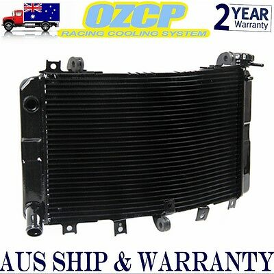HIGH FLOW ALUMINUM Radiator Best Fits SUZUKI HAYABUSA GSXR1300 99-07 OZ