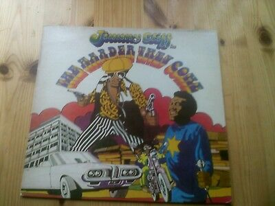 Jimmy Cliff The Harder They Come Original Lp soundtrack Island 9202