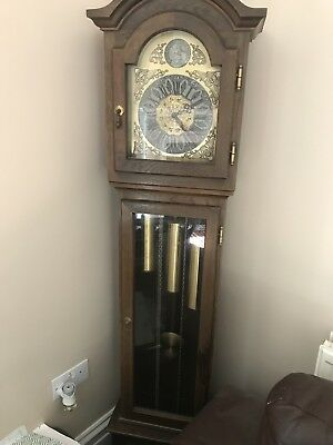 grandmother long case clock
