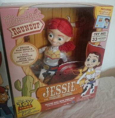 Pixar Toy Story Jessie Signature Collection Doll/Figure Thinkway