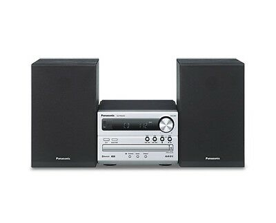Panasonic Wireless Remote Bluetooth Shelf Radio Hi-Fi Cd Player Sc-Pm250Eb