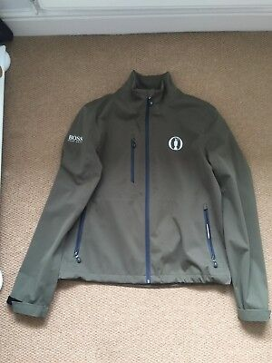 2017 Open Boss Marshals Jacket - 40inch Chest Size