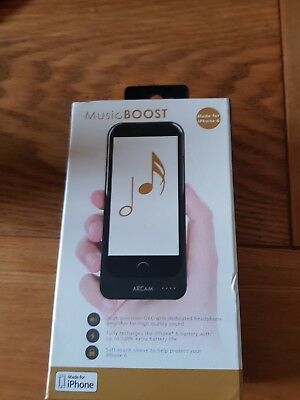 Arcam MusicBOOST Headphone Amplifier +DAC for IPhone 6