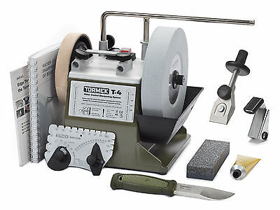 TORMEK T-4 Bushcraft Limited Edition Water Cooled Sharpening System