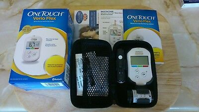 One Touch Verio Flex Blood Glucose Monitoring System