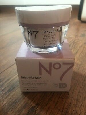 No7 beautiful skin day cream