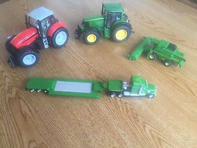 Tractor Bundle Including John Deere And Same