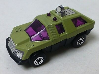 Matchbox Superfast Planet Scout, Lesney No. 59, 1975 England
