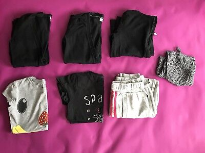Girls Clothes Bundle - Age 11-12 Years - 7 X Items