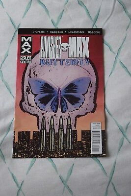 Punisher Max  Butterfly no1 2010 may