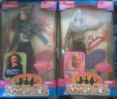 Charlie's Angels - the movie Action Figures