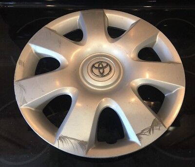 2002 2003 2004 OEM Toyota Camry Hubcap Wheel Cover part# 42621AA080  15""