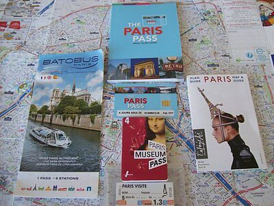 The Paris Pass In English So Much For Only £99-00 !!