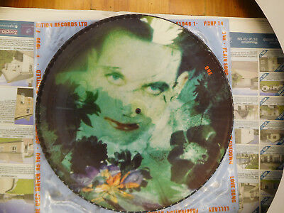 RARE 1989 THE CURE DISINTEGRATION PICTURE DISC FIXHP 14 Nr MINT