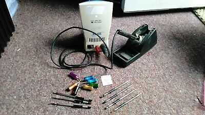 Pace Heatwise 100 Soldering Station With Everything You Need!
