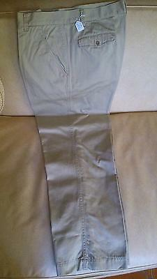 Rare Pantalon Toile Annees 50's Neuf Deadstock  Taille 48 Made In France