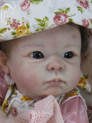 Bethany by Linda Murray Reborn Doll Kit (HEAD ONLY)-*DEFECT*