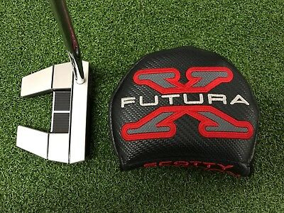 Titleist Scotty Cameron Futures X7, 34 Inch, EX DEMO, Only Ever Used Indoors