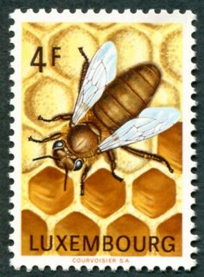 LUXEMBOURG 1973 4f SG908 mint MNH FG Bee-keeping a #W47