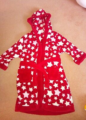 soft comfy dressing gown age 18 - 24 months