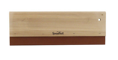 Speedball 14-Inch Fabric Squeegee for Screen Printing