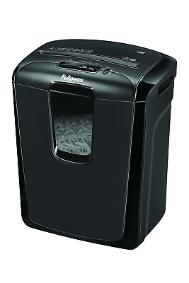 Fellowes Powershred 49C 8-Sheet Cross-Cut Paper and Credit Card Shredder (460580