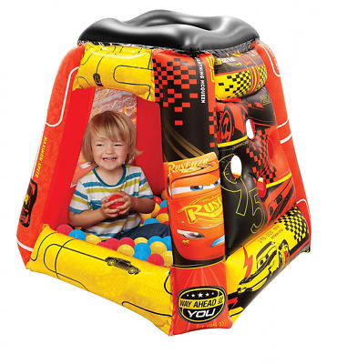 Cars 3 Playland with 20 Balls Playset
