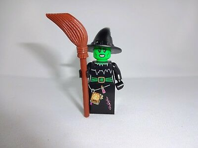LEGO® Minifigure Figur Hexe Witch Halloween