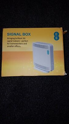 CISCO USC 3331 EE Signal Box 3G Signal Booster Registered but never used.