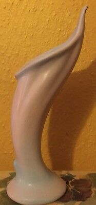 Van Briggle Pottery Taupe Bird Of Paradise