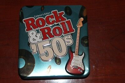 ROCK & ROLL 50'S - Rock and Roll of the 50s - Collector's Edition Box Set - CD