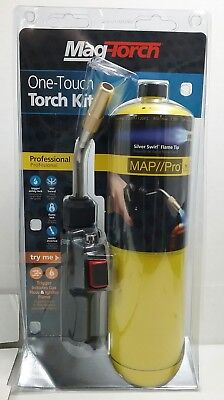 Magna Industries One-Touch Torch-On-Demand Kit,  -  MT565CK