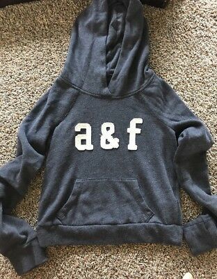 Girls Abercrombie and Fitch Sweatshirt, Size Small