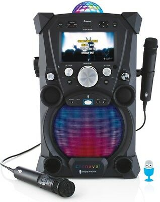 Singing Machine Carnaval Karaoke Machine