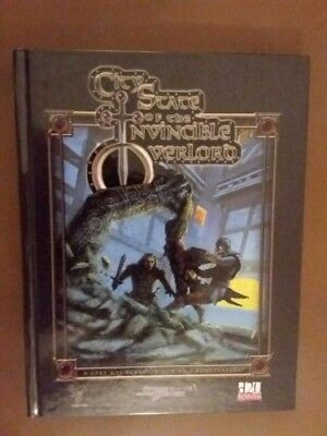 Sword & Sorcery D&D 3.5E - City State of the Invincible Overlord