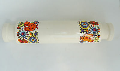 vintage Rolling pin 1960s/1970s