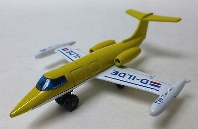 Matchbox SB 1, Learjet, 1973 Lesney, England, die cast