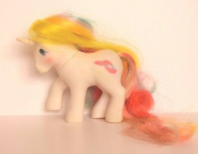 My Little Pony Bouquet Brush and Grow Pony G1