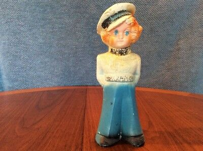 Chalk Shirley Temple Carnival Doll