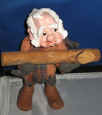 """Vintage SIMPICH ELF """"THUNKER"""" With LOG 1982"""