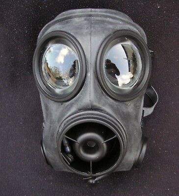 British Military Avon S10 GAS MASK  Size 1  With filter.