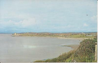 Postcard The Bay Heysham Head Near Morecambe