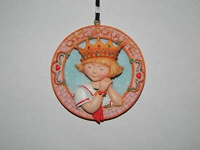 Mary Engelbreit ~ ONCE UPON A TIME~ Ornament,  Excellent Condition. 2006