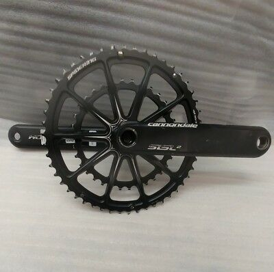 Cannondale SiSL hollowgram crankset with Stages power meter!