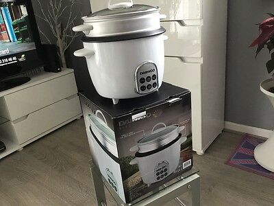 Daewoo 5 in 1 multi cooker new with box