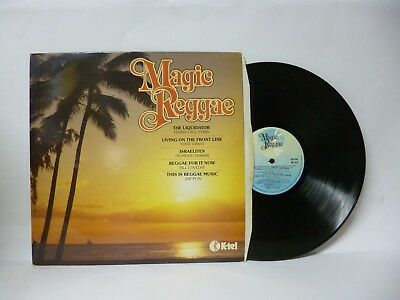 Aa.vv. Magic Reggae K-Tel Ne 1074 (Uk Press)