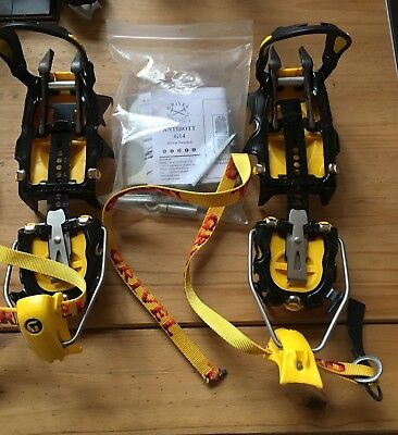 Crampons Grivel G14 New-matic