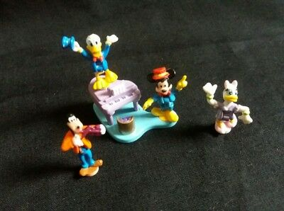 Vintage Polly Pocket Disney Tiny Collection Micky and Friends1996. Complete Rare