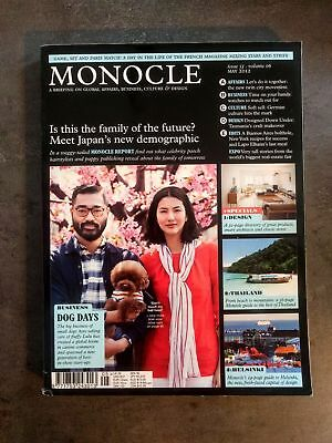 Monocle: May 2012 (volume 6, issue 53)