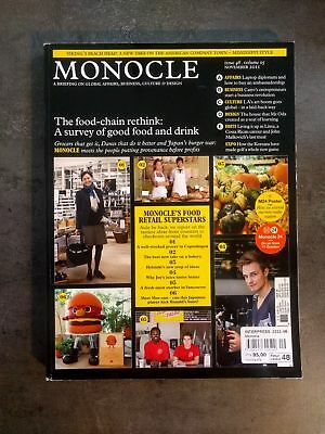 Monocle: November 2011 (volume 5, issue 48)